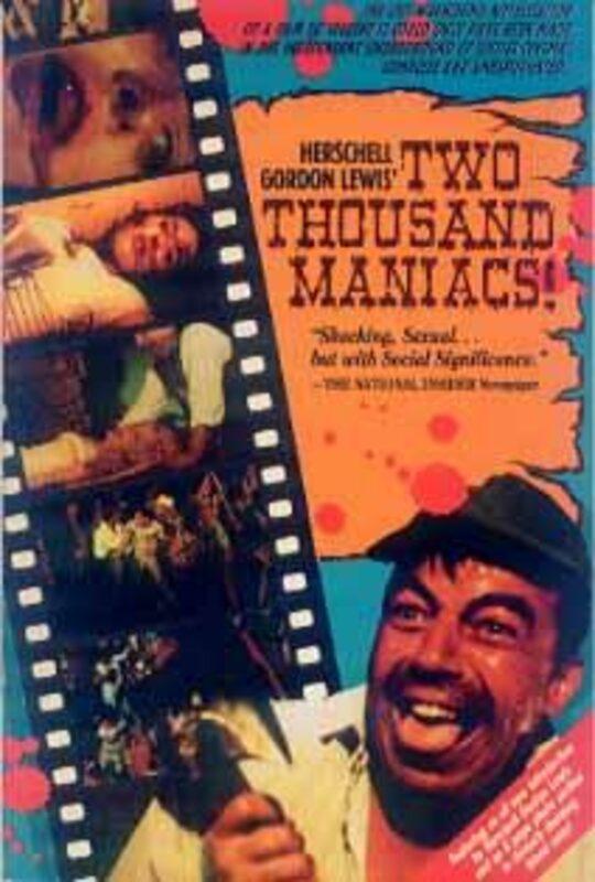 Two Thousand Maniacs Filmroman Bild