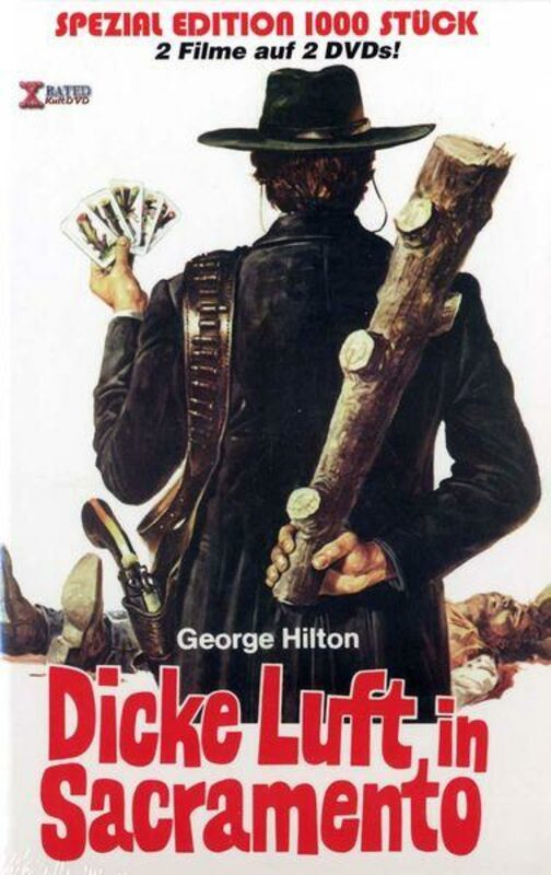 Dicke Luft in Sacramento - 2 DVD Set - Cover A DVD Bild