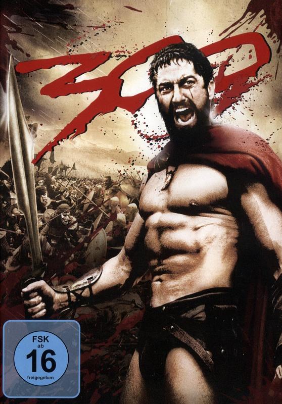 300 DVD Bild