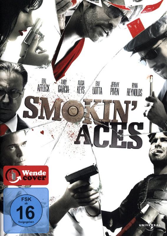 Smokin' Aces DVD Bild