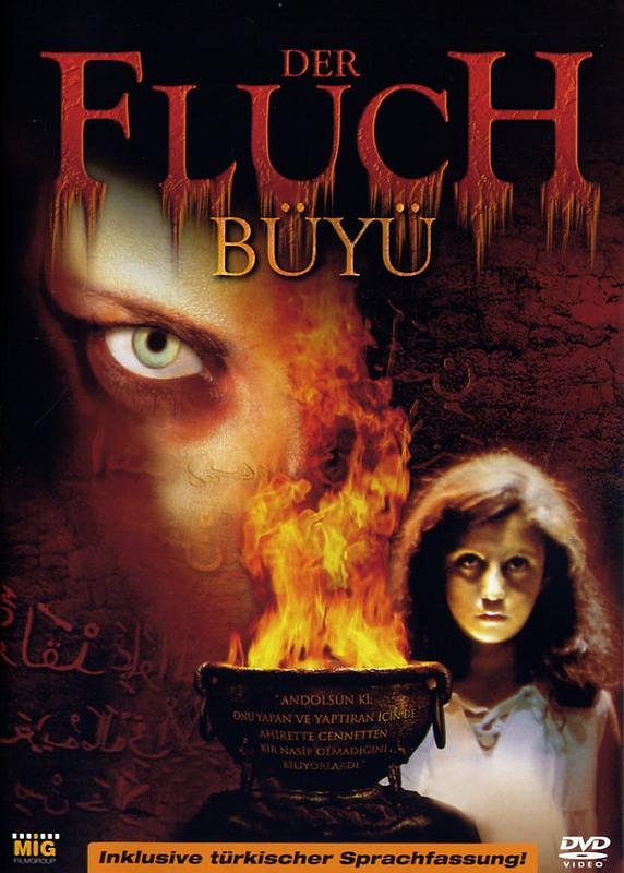 Der Fluch - Büyü DVD Bild