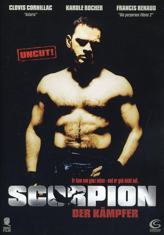 Scorpion - Der Kämpfer - Uncut DVD Bild