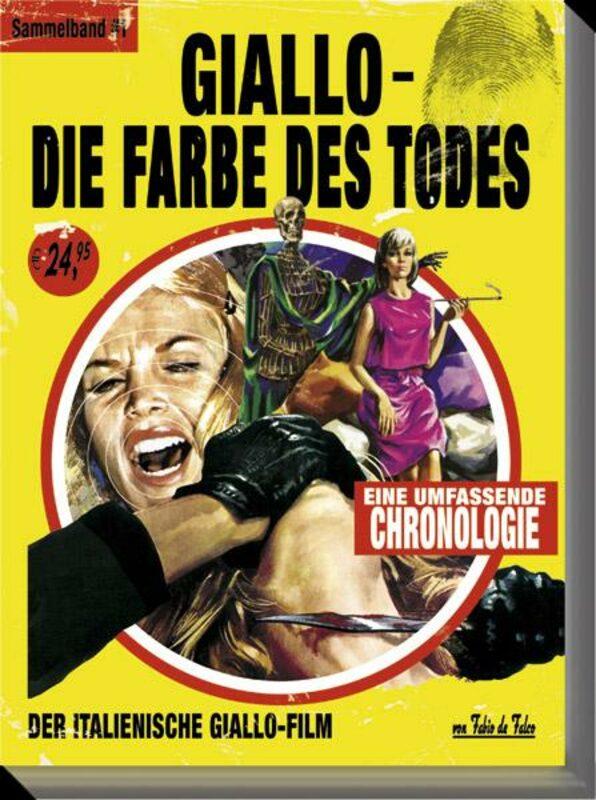 Giallo - Die Farbe des Todes Filmroman Bild