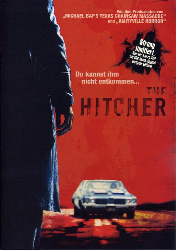 The Hitcher DVD Bild
