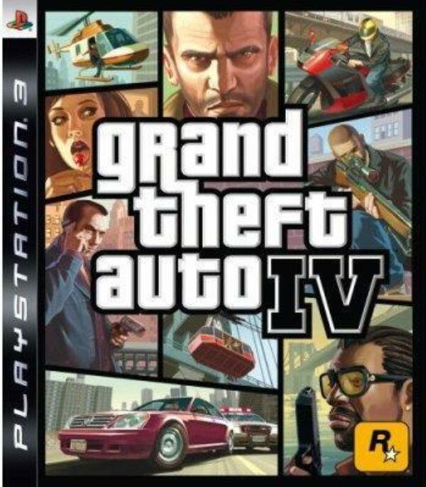 Grand Theft Auto 4 - Special Edition PS3 Bild