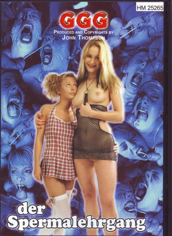 Sperma Oase DVD Bild