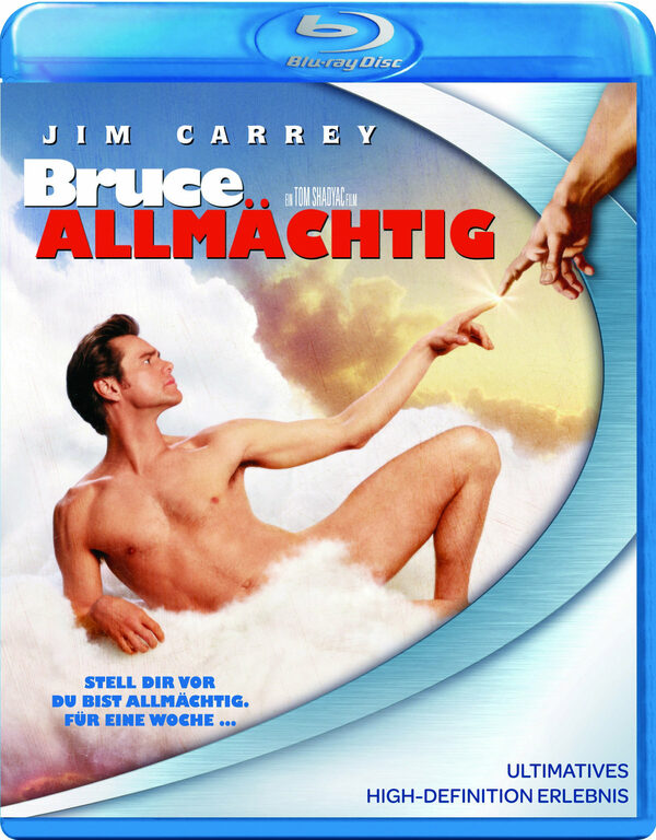 Bruce Allmächtig Blu-ray Bild