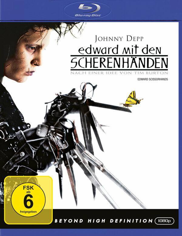 Edward mit den Scherenhänden Blu-ray Bild