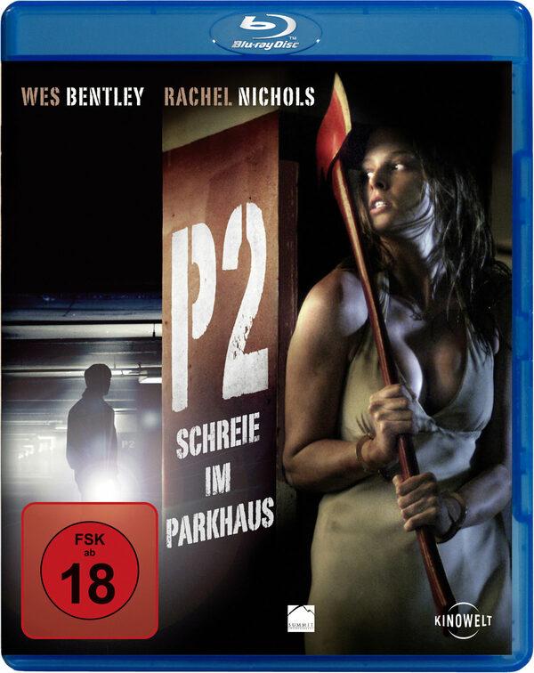 P2 - Schreie im Parkhaus Blu-ray Bild