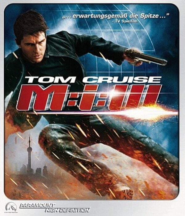 Mission: Impossible 3 HD-DVD Bild