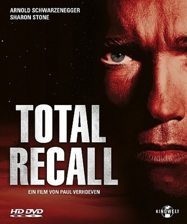 Total Recall - Totale Erinnerung HD-DVD Bild