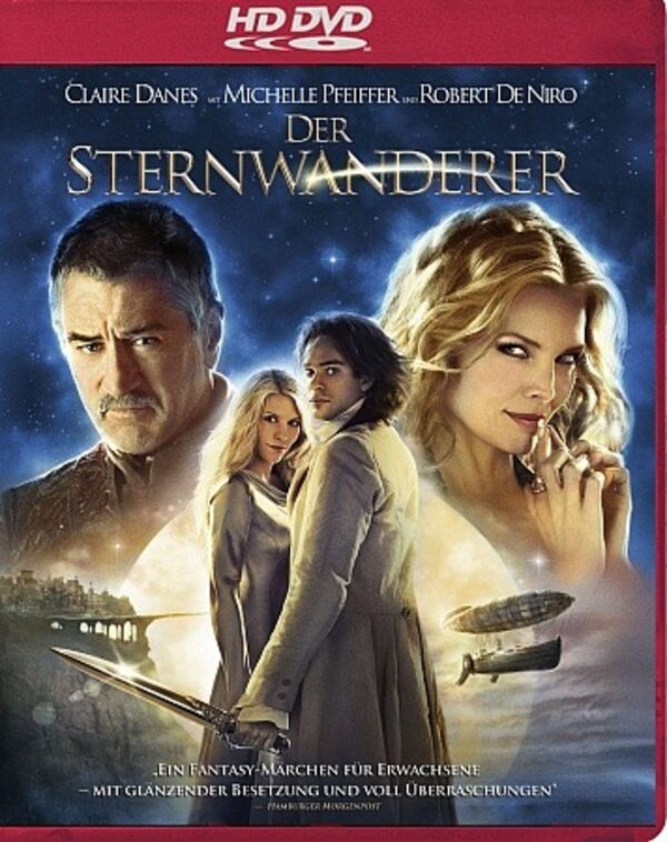 Der Sternwanderer HD-DVD Bild
