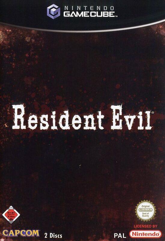 Resident Evil GameCube Bild
