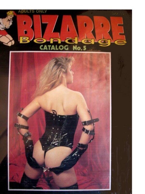 Bizarre Bondage Catalog 5 Magazin Bild