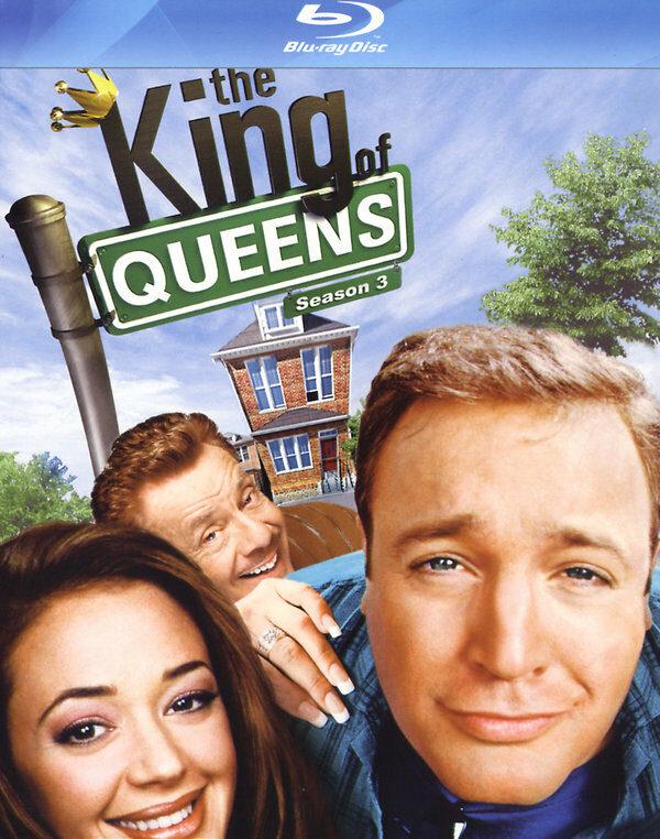 King of Queens - Season 3  [2 BRs] Blu-ray Bild