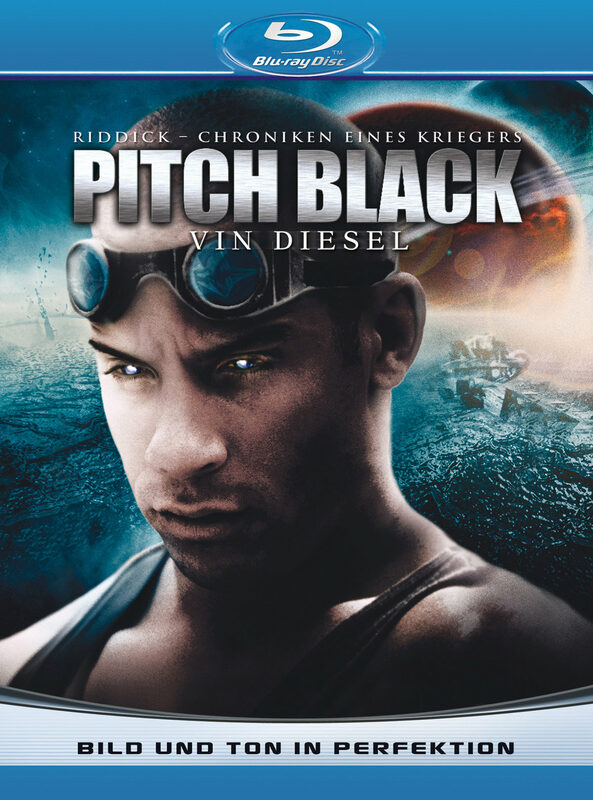 Pitch Black - Planet der Finsternis Blu-ray Bild