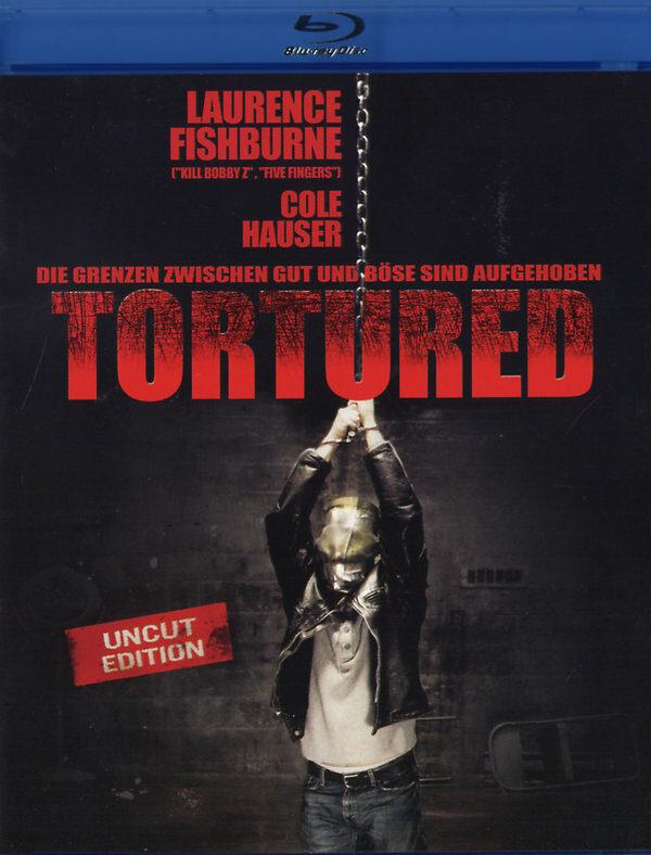 Tortured - Uncut Edition Blu-ray Bild