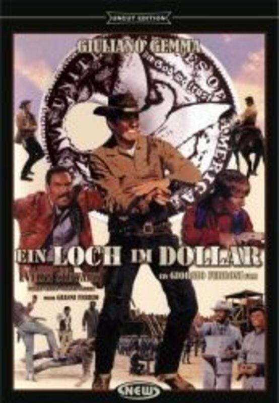 Ein Loch im Dollar - Cover B DVD Bild