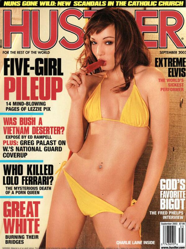 Hustler 09-2003 US Magazin Bild