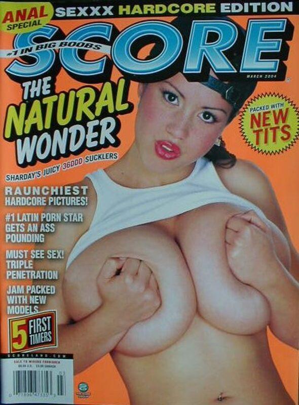 Score 03-2004 Magazin Bild