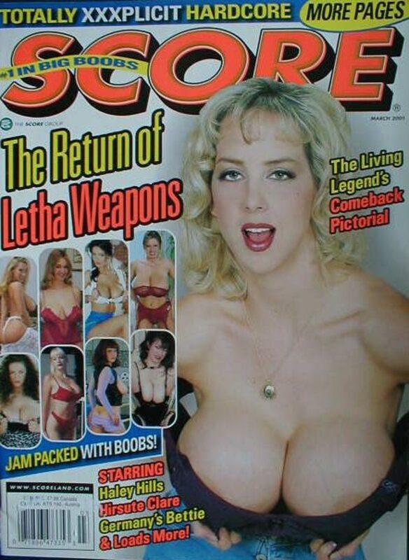 Score 03-2001 Magazin Bild