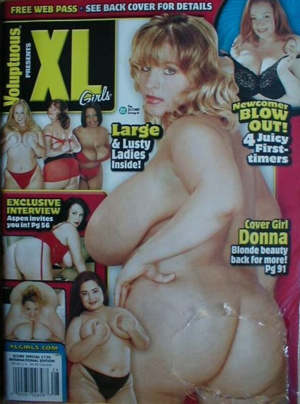 Score Special No. 128 XL Girls Magazin Bild