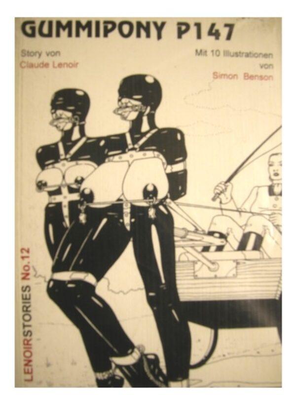Lenoir - Gummipony P147 Buch Bild