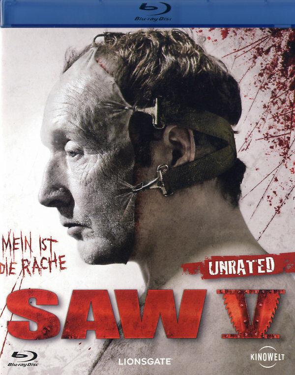 Saw V - Unrated Blu-ray Bild