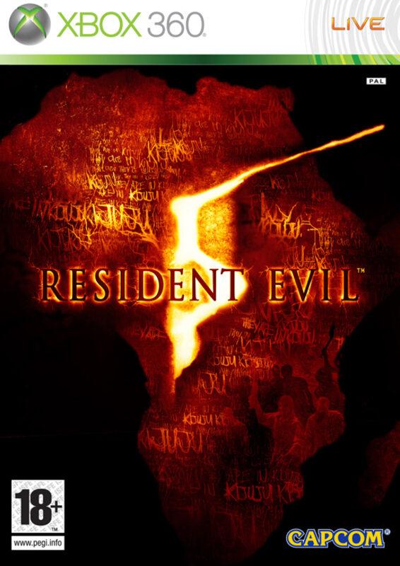 Resident Evil 5 XBox 360 Bild