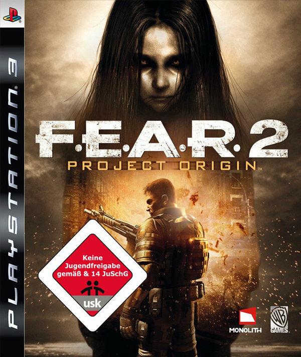F.E.A.R. 2 - Project Origin PS3 Bild