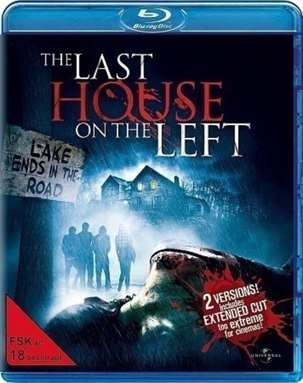 The Last House On The Left - Extended Version Blu-ray Bild
