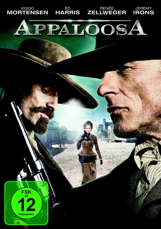 Appaloosa DVD Bild