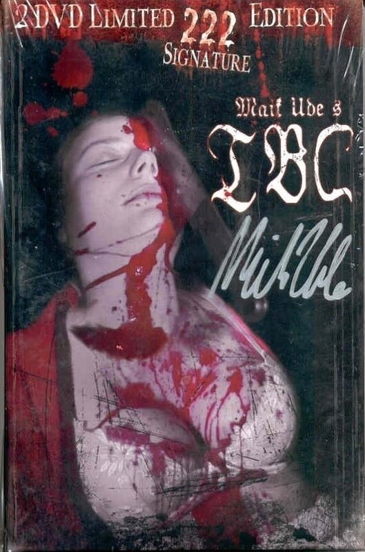 TBC – Tuberkulose Signierte Limited Edition (222 Stück) DVD Bild
