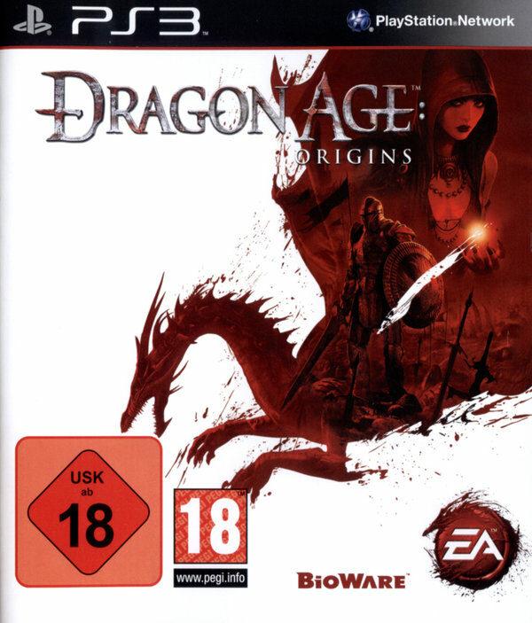 Dragon Age: Origins PS3 Bild