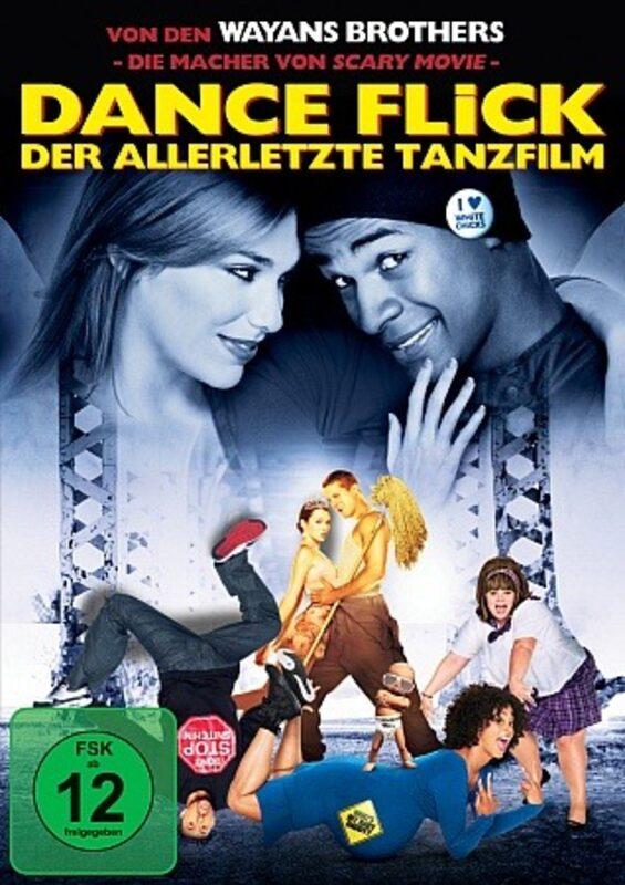 Dance Flick - Der allerletzte Tanzfilm DVD Bild