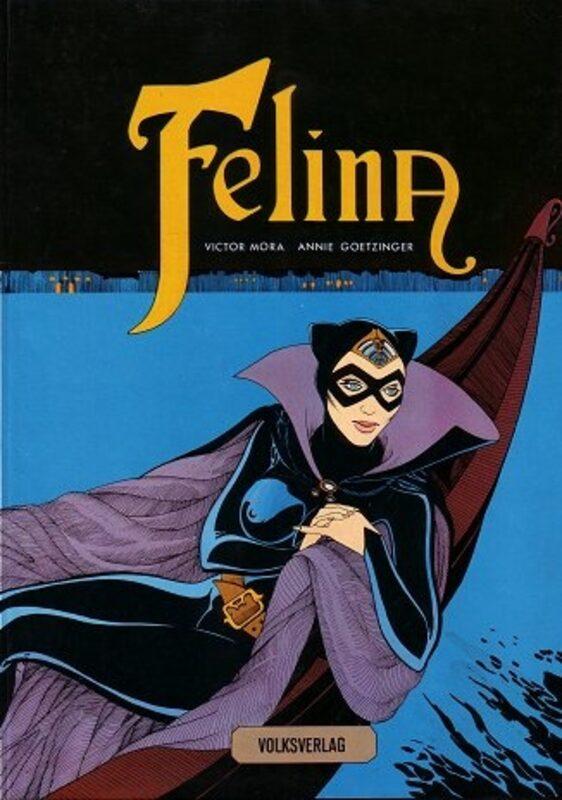 Felina Comic Bild