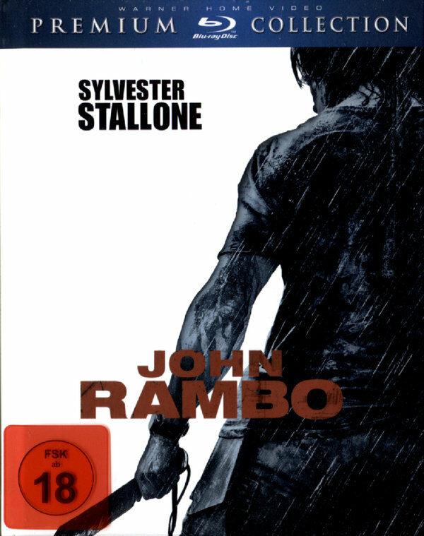 John Rambo - Premium Collection Blu-ray Bild
