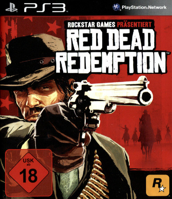 Red Dead Redemption PS3 Bild