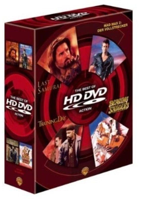The Best Of HD DVD Action HD-DVD Bild