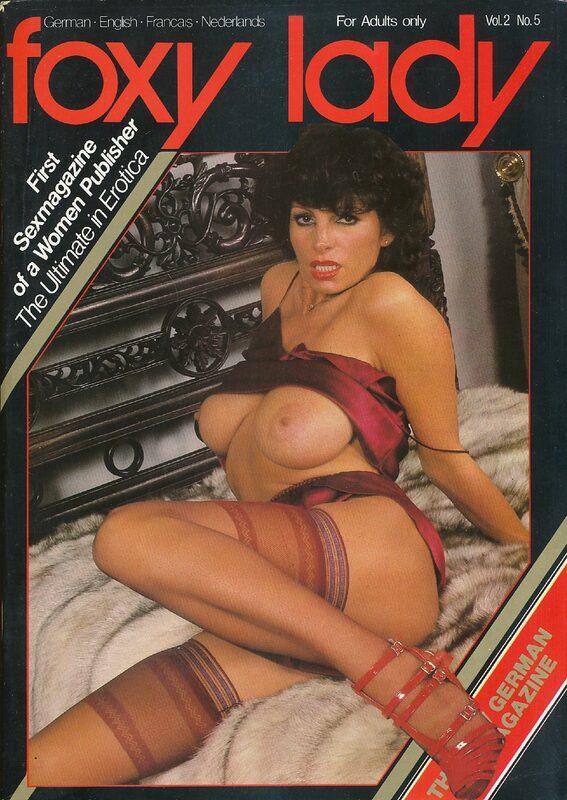 Foxy Lady Vol. 2 Nr. 5 Magazin Bild