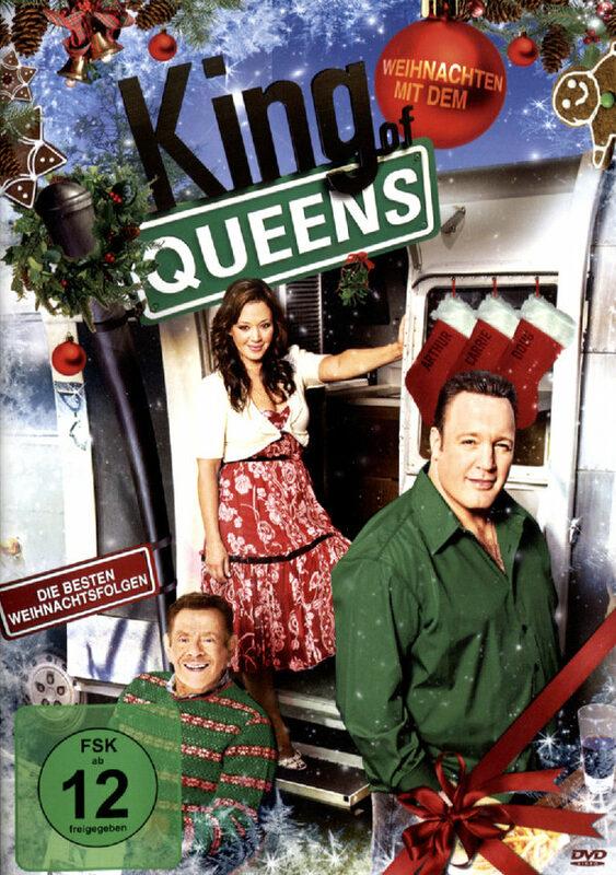 King of Queens - Weihnachten mit dem King of... DVD Bild