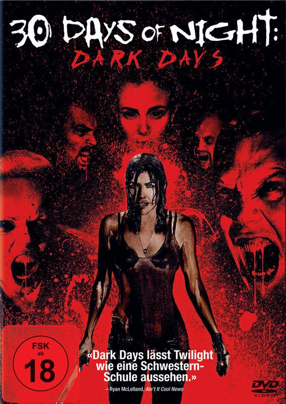 30 Days of Night: Dark Days DVD Bild