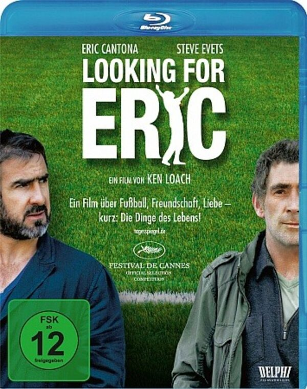 Looking for Eric Blu-ray Bild