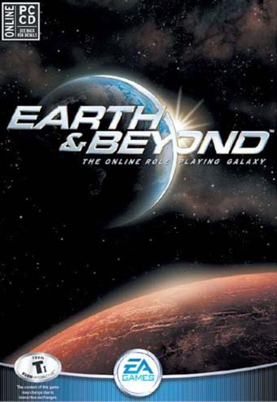 History Development for Earth and Beyondoriginally designated as Project Gbegan in 1997 By 2001 Westwood had created content for over 100 sectors of playable