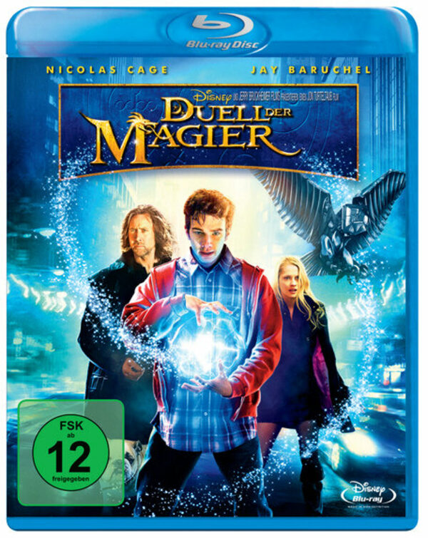 Duell der Magier Blu-ray Bild