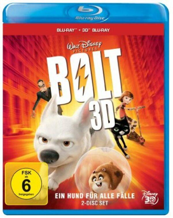 Bolt - Ein Hund für alle Fälle 3D Blu-ray Bild