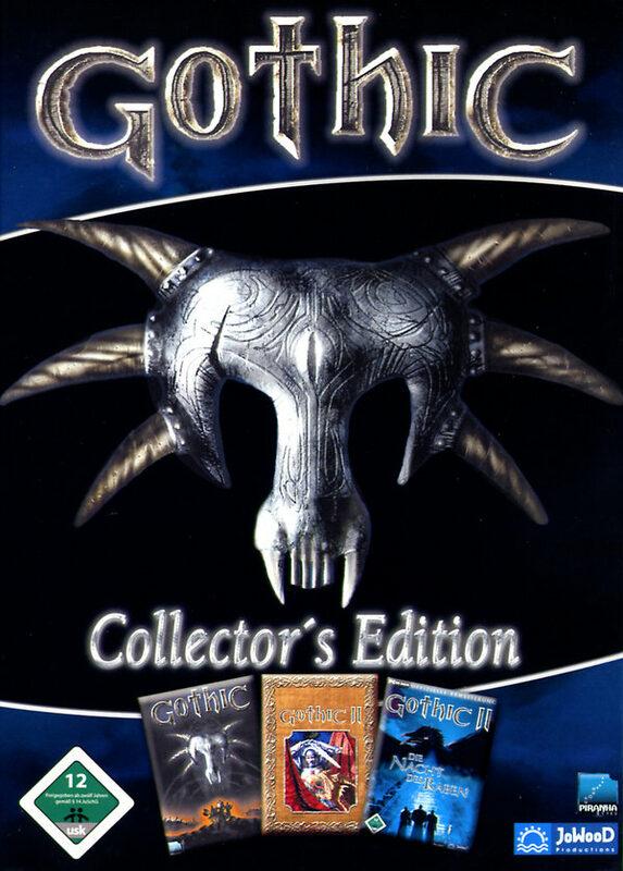Gothic Collectors Edition PC Bild