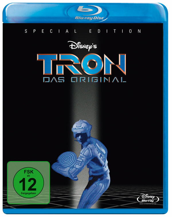 TRON  [SE] Blu-ray Bild
