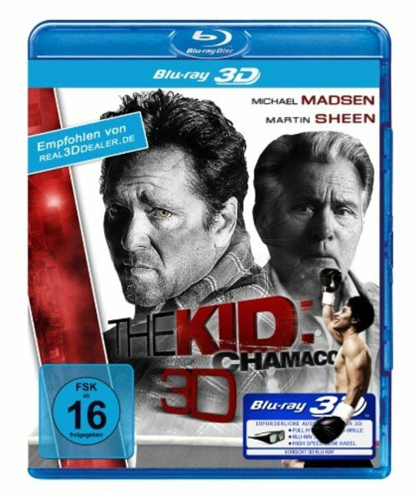 The Kid - Chamaco 3D Blu-ray Bild