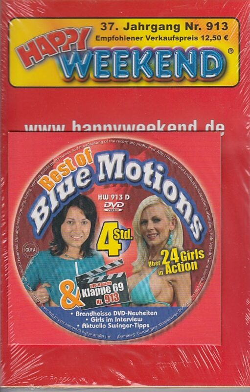 Happy Weekend Nr. 913 mit DVD DVD-Magazin Bild